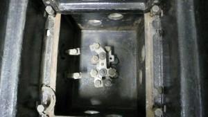 Gleichstromverteiler Draufsicht-600B